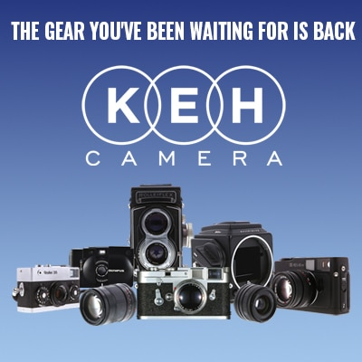 KEH Camera Ad