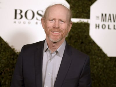 Ron Howard Smiling