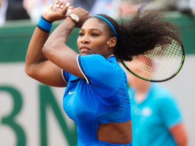 Serena Williams Masterclass