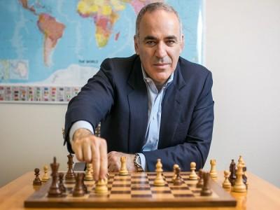 Gary Kasparov Masterclass