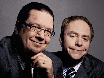 Penn and Teller Masterclass